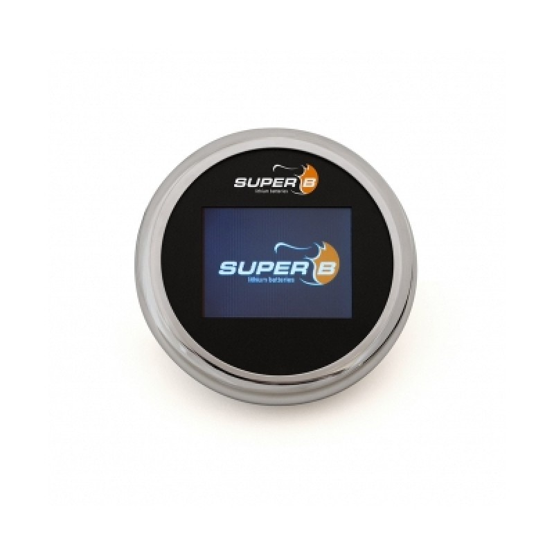 SB battery meter Touch Display