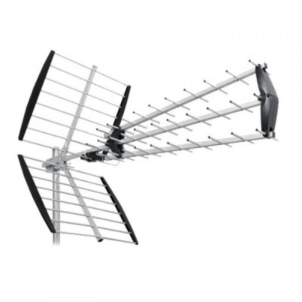 synaps ahd 343 terrestische uhf antenne dvb t. Black Bedroom Furniture Sets. Home Design Ideas