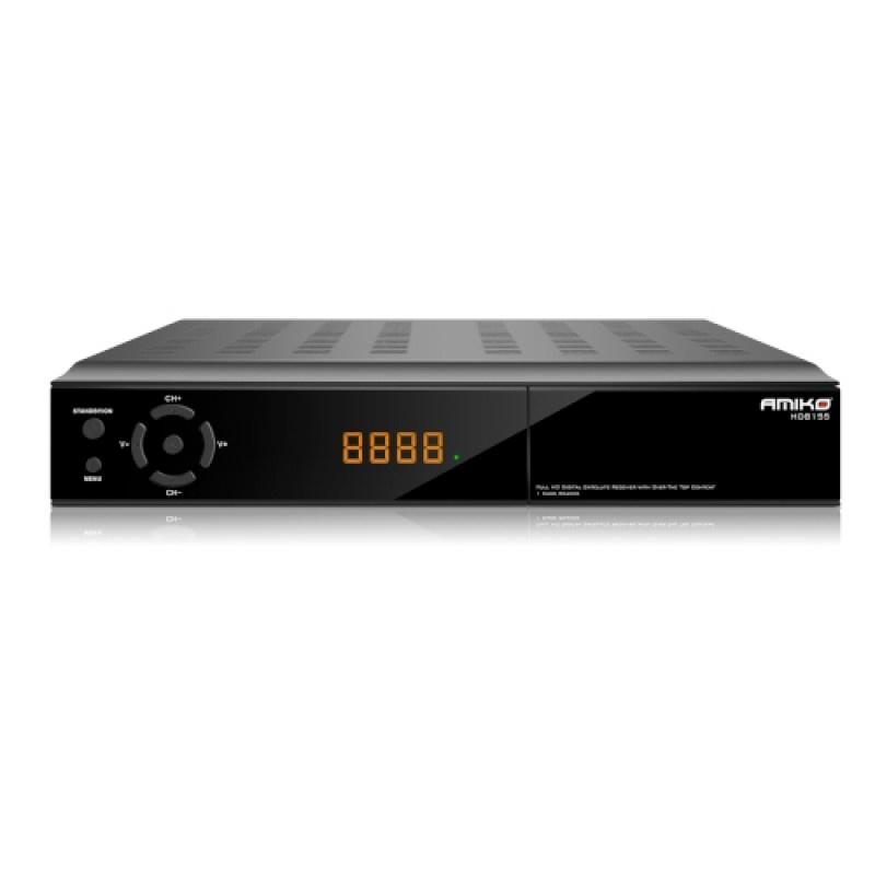 Buy an Amiko HD8155 Full HD satellite set-top box? Order now